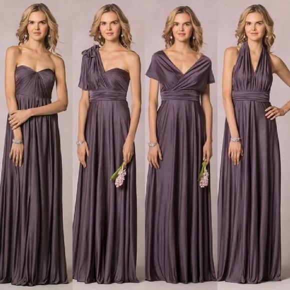 0fdae237d1e7f Jenny Yoo Dresses   Aidan Convertible Dres Size 2   Poshmark